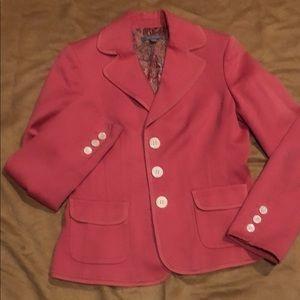 🎀ANN TAYLOR DRESS COAT